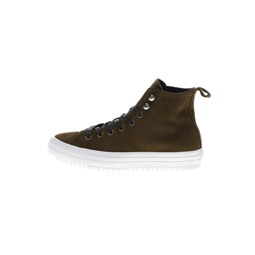 CONVERSE – Γυναικεία sneakers CONVERSE CHUCK TAYLOR ALL STAR HIKER BO χακί