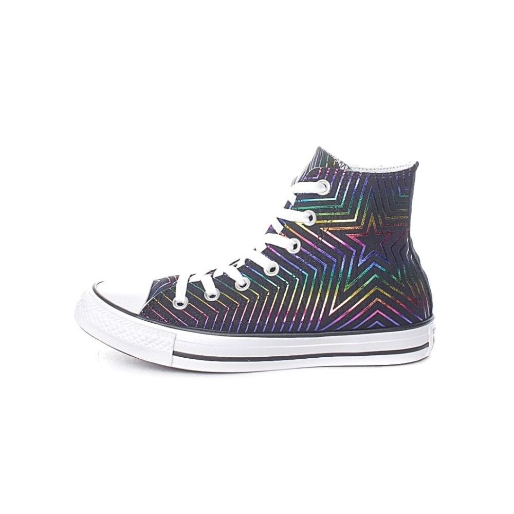 CONVERSE – Γυναικεία sneakers CONVERSE CHUCK TAYLOR ALL STAR μαύρα