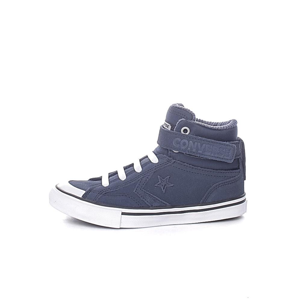CONVERSE – Παιδικά παπούτσια CONVERSE PRO BLAZE STRAP μπλε
