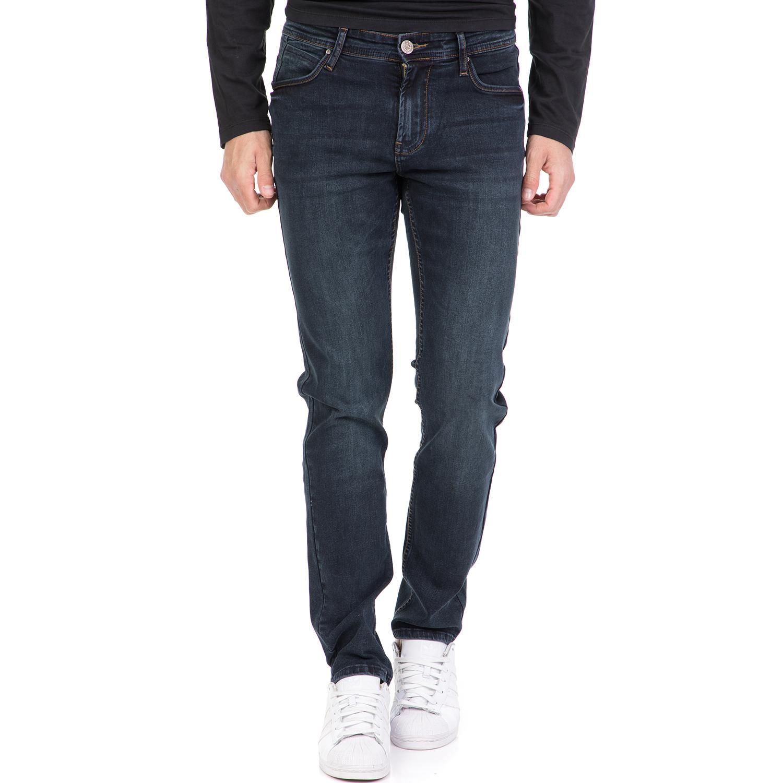 CATAMARAN SAILWEAR - Ανδρικό τζιν παντελόνι CATAMARAN SAILWEAR μπλε σκούρο