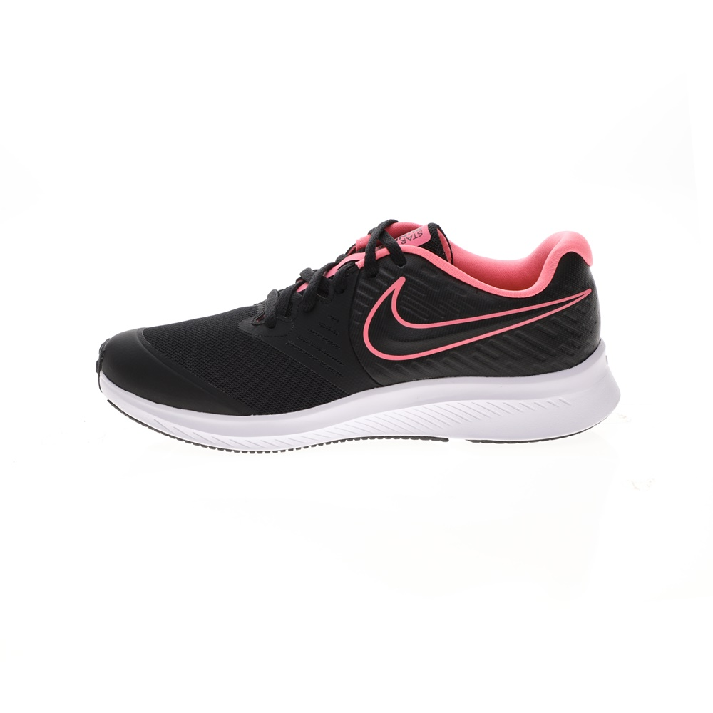 NIKE – Παιδικά παπούτσια running NIKE STAR RUNNER 2 (GS) μαύρα