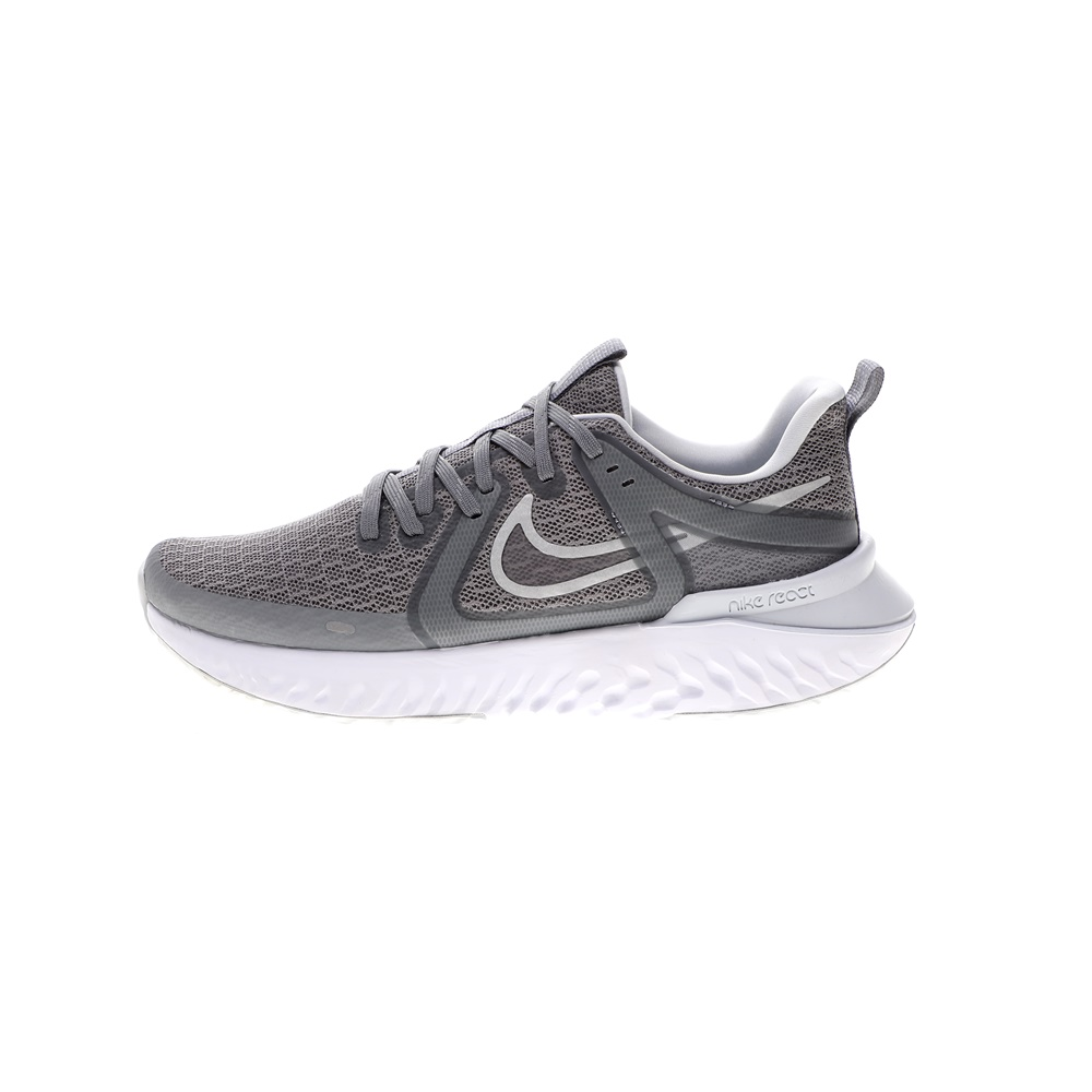 NIKE – Ανδρικά αθλητικά παπούτσια NIKE LEGEND REACT 2 γκρί