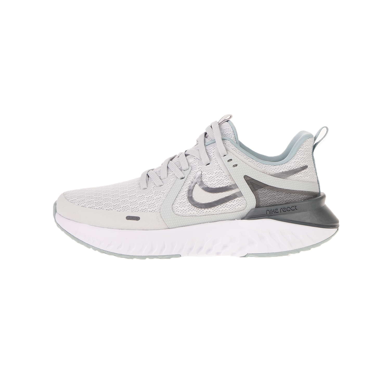 NIKE – Γυναικεία αθλητικά παπούτσια NIKE LEGEND REACT 2 ασημί γκρι