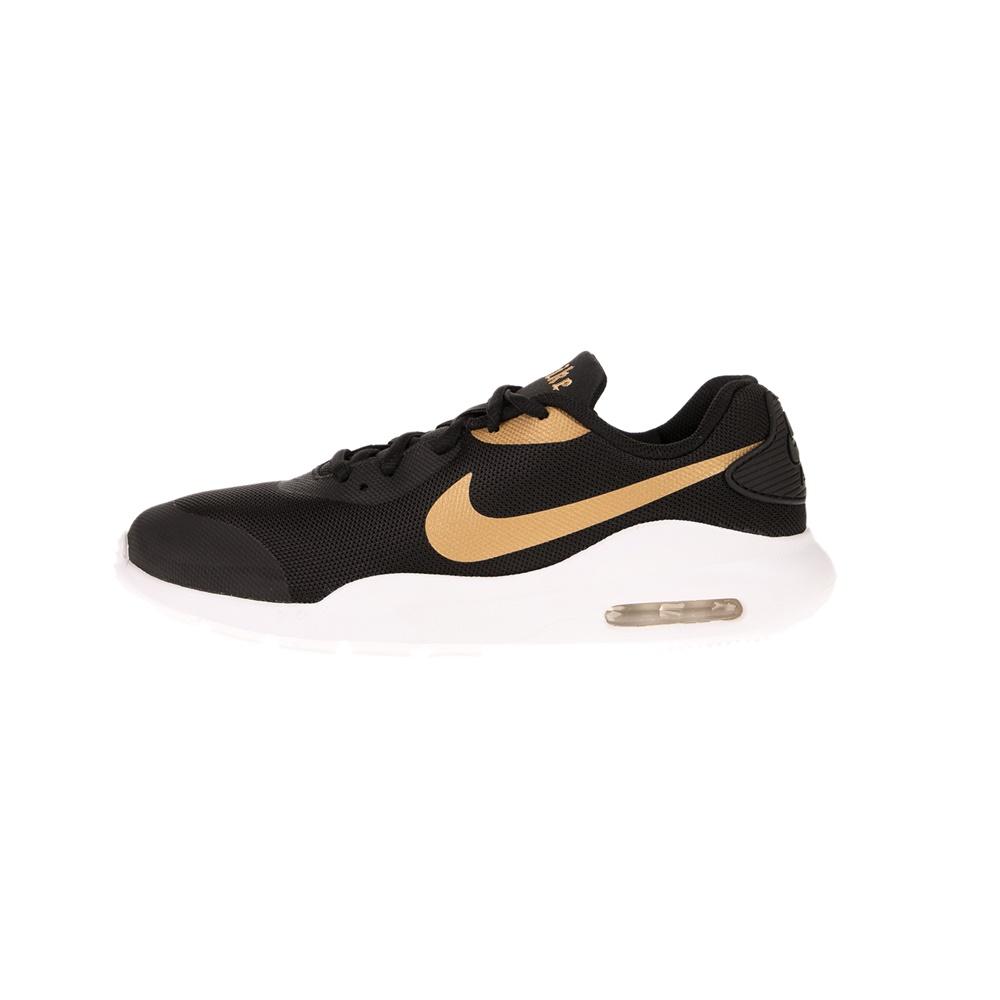 NIKE – Παιδικά αθλητικά παπούτσια NIKE AIR MAX OKETO VTB (GS) μαύρα χρυσά