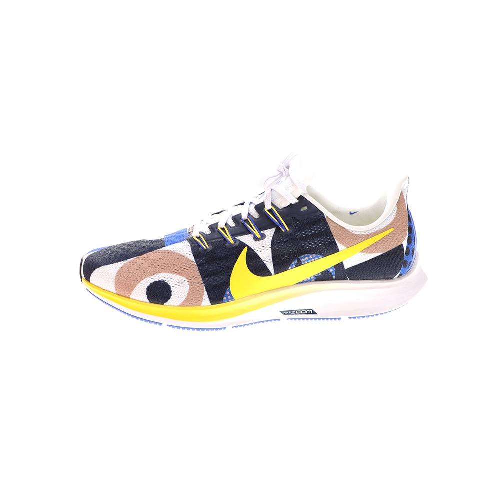 NIKE – Ανδρικά παπούτσια running NIKE AIR ZOOM PEGASUS 36 CODY μπλε κίτρινα