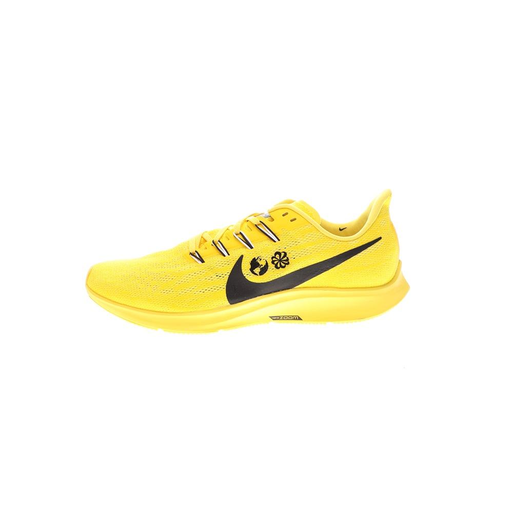 NIKE – Ανδρικά παπούτσια running NIKE AIR ZOOM PEGASUS 36 CODY κίτρινα