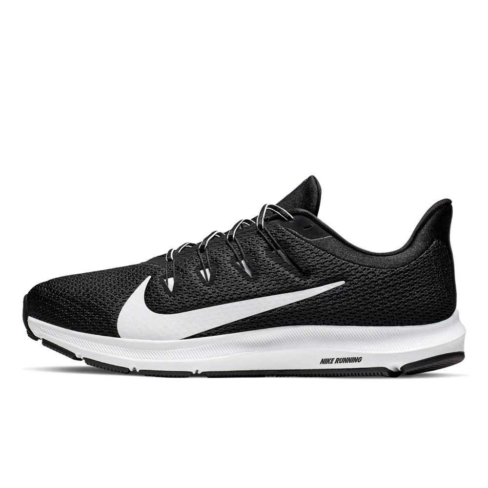 NIKE – Ανδρικά παπούτσια running NIKE QUEST 2 μαύρα
