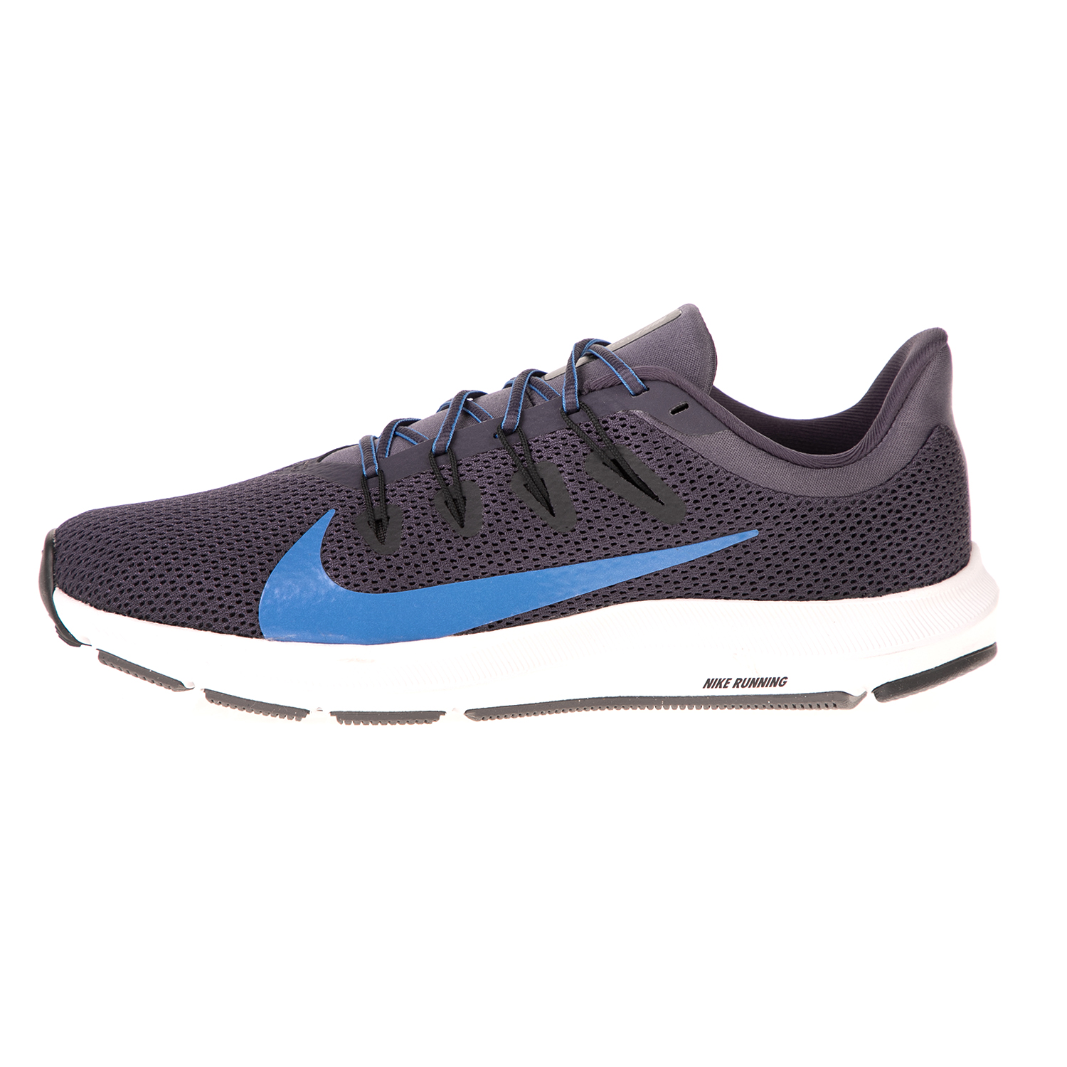 NIKE – Ανδρικά παπούτσια running NIKE QUEST 2 μαύρα