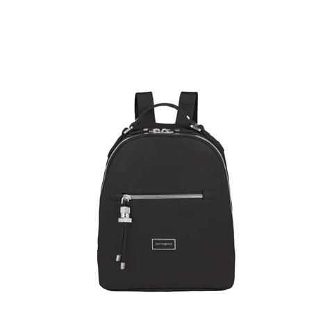 Γυναικεία τσάντα πλάτης KARISSA SAMSONITE μαύρη (1727271.0-0000 ... f60716003fa