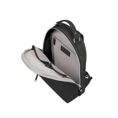 067d0cf8a9 Γυναικεία τσάντα πλάτης KARISSA SAMSONITE μαύρη (1727271.0-0000 ...