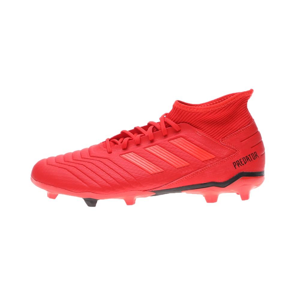 adidas Performance – Ανδρικά ποδοσφαιρικά παπούτσια adidas Performance PREDATOR 19.3 FG κόκικινα