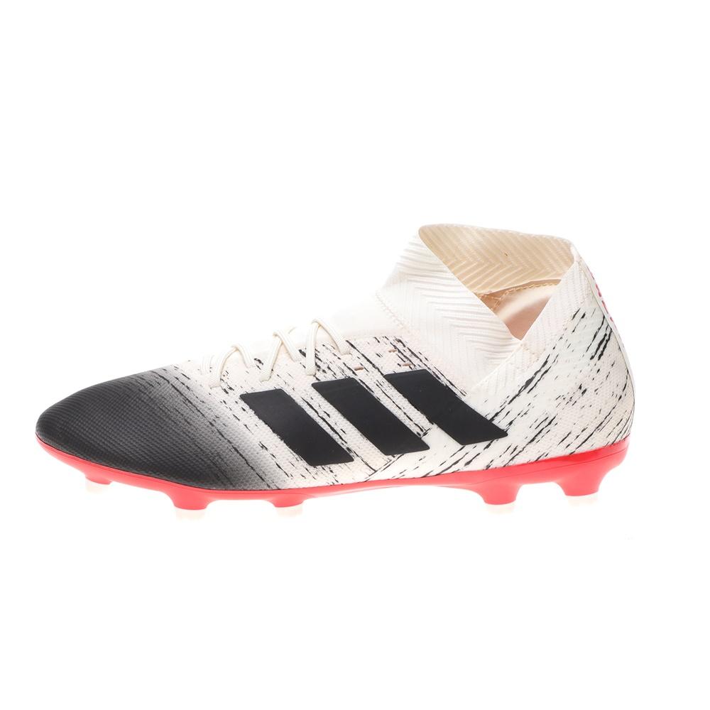 adidas Performance – Ανδρικά αθλητικά παπούτσια adidas Performance NEMEZIZ 18.3 FG ασπρόμαυρα