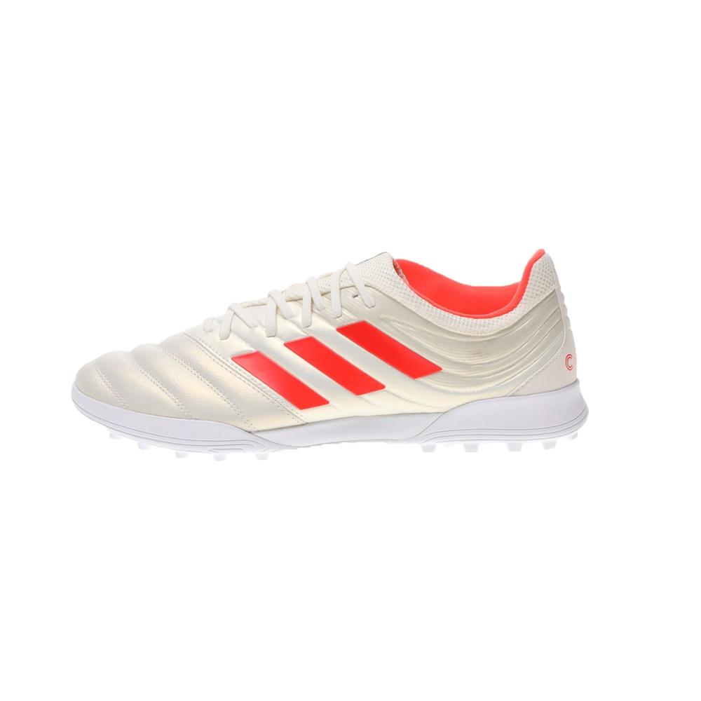 adidas Performance – Ανδρικά ποδοσφαιρικά παπούτσια adidas Performance COPA 19.3 TF λευκά κόκκινα