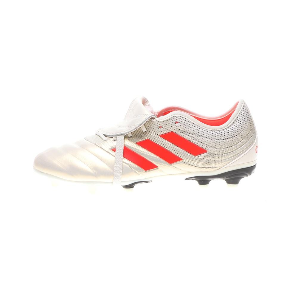 adidas Performance – Ανδρικά ποδοσφαιρικά παπούτσια adidas Performance COPA GLORO 19.2 FG λευκά κόκκινα