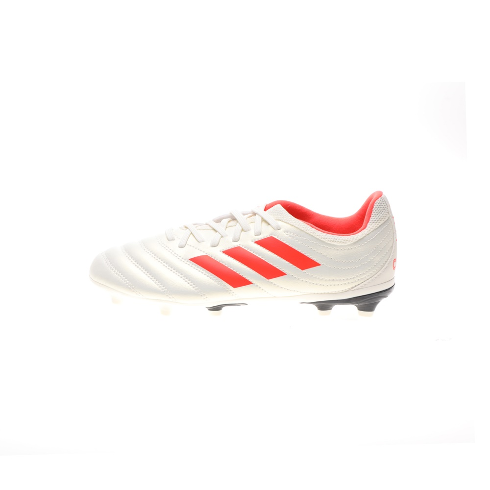 adidas Originals – Παιδικά ποδοσφαιρικά παπούτσια adidas Originals COPA 19.3 FG J λευκά κόκκινα