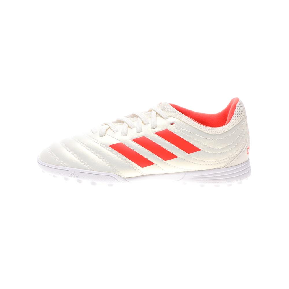 adidas Originals – Παιδικά ποδοσφαιρικά παπούτσια adidas Originals Copa 19.3 TF λευκά κόκκινα
