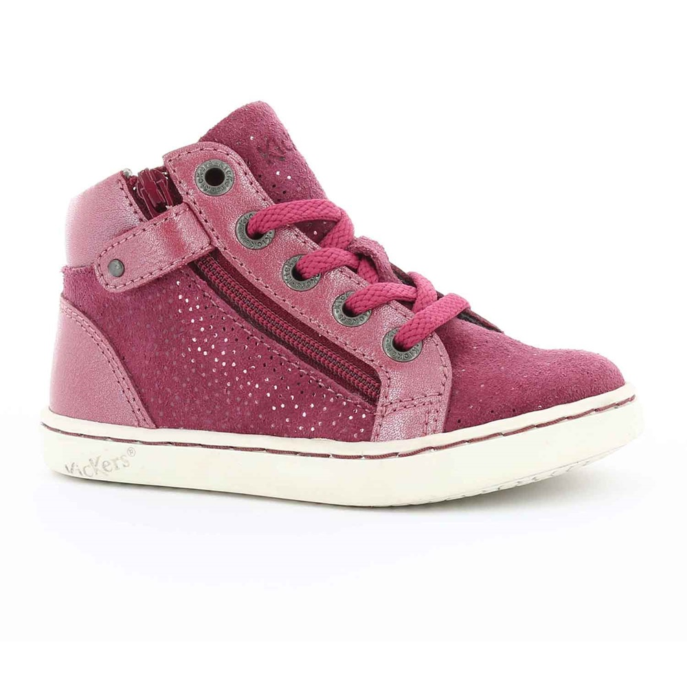 ee2e2c61c47 KICKERS - Παιδικές μπότες CRESSONA KICKERS μαύρες ⋆ EliteShoes.gr