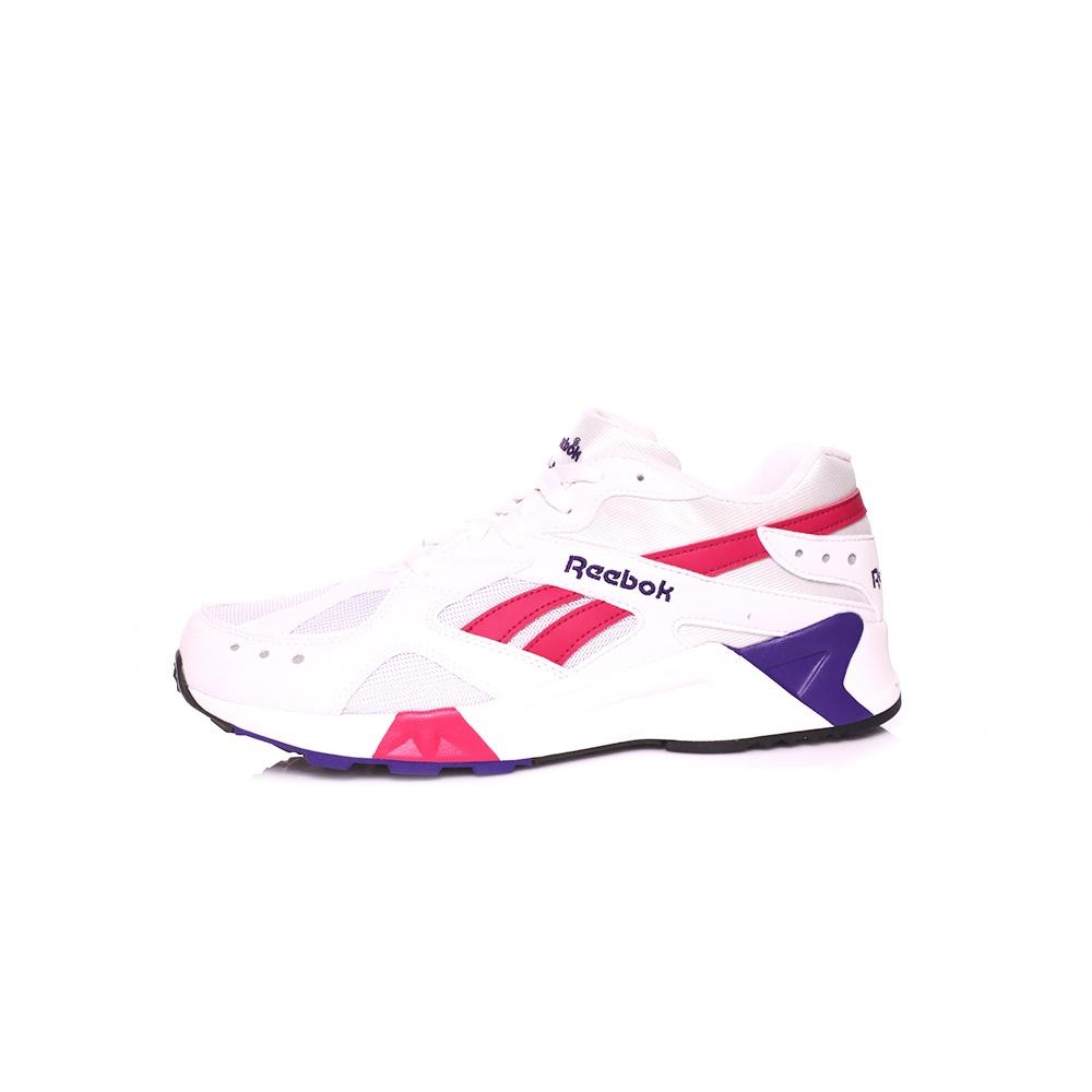Reebok Classics – Unisex αθλητικά παπούτσια Reebok Classics Aztrek λευκά-ροζ