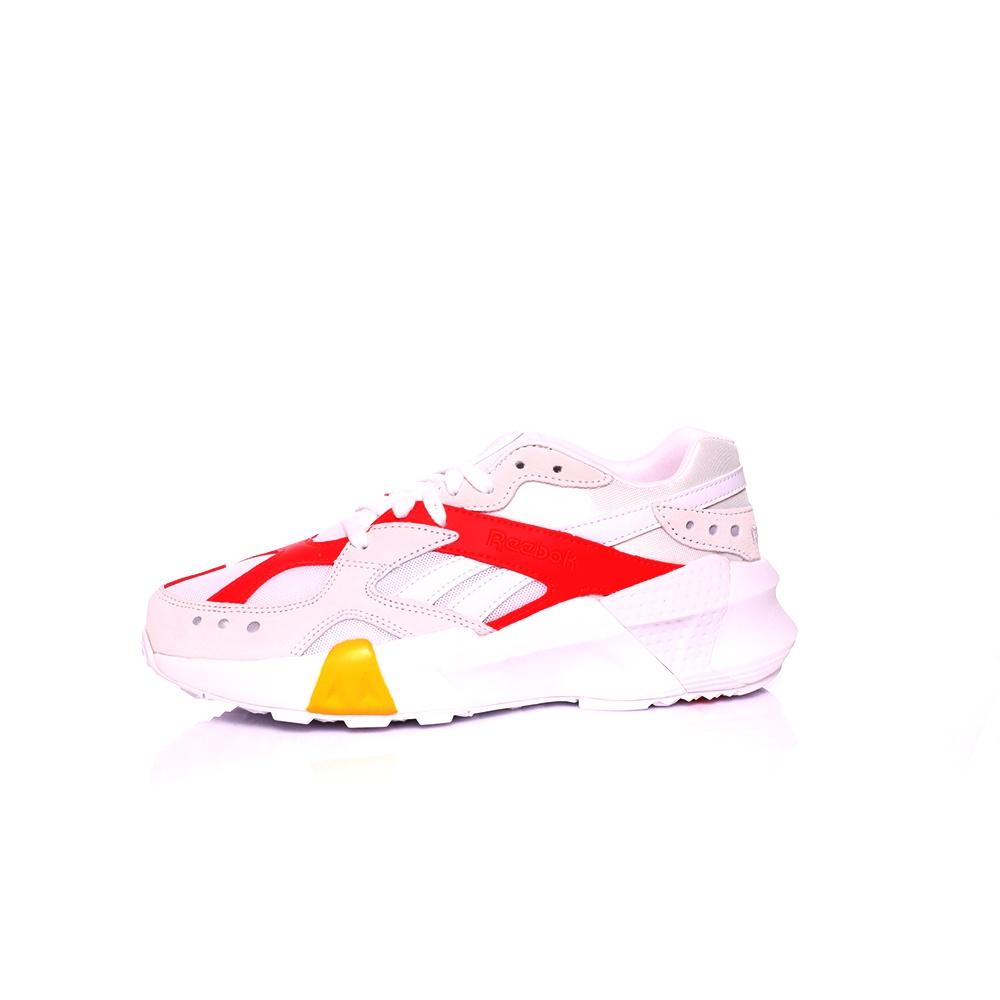 Reebok Classics – Unisex sneakers Reebok AZTREK DOUBLE 93 λευκά-κόκκινα