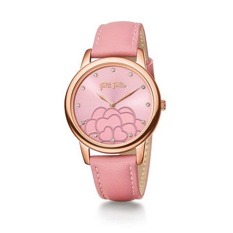 2cdf434cee Γυναικείο ρολόι Folli Follie ροζ (1727974.0-00p1)