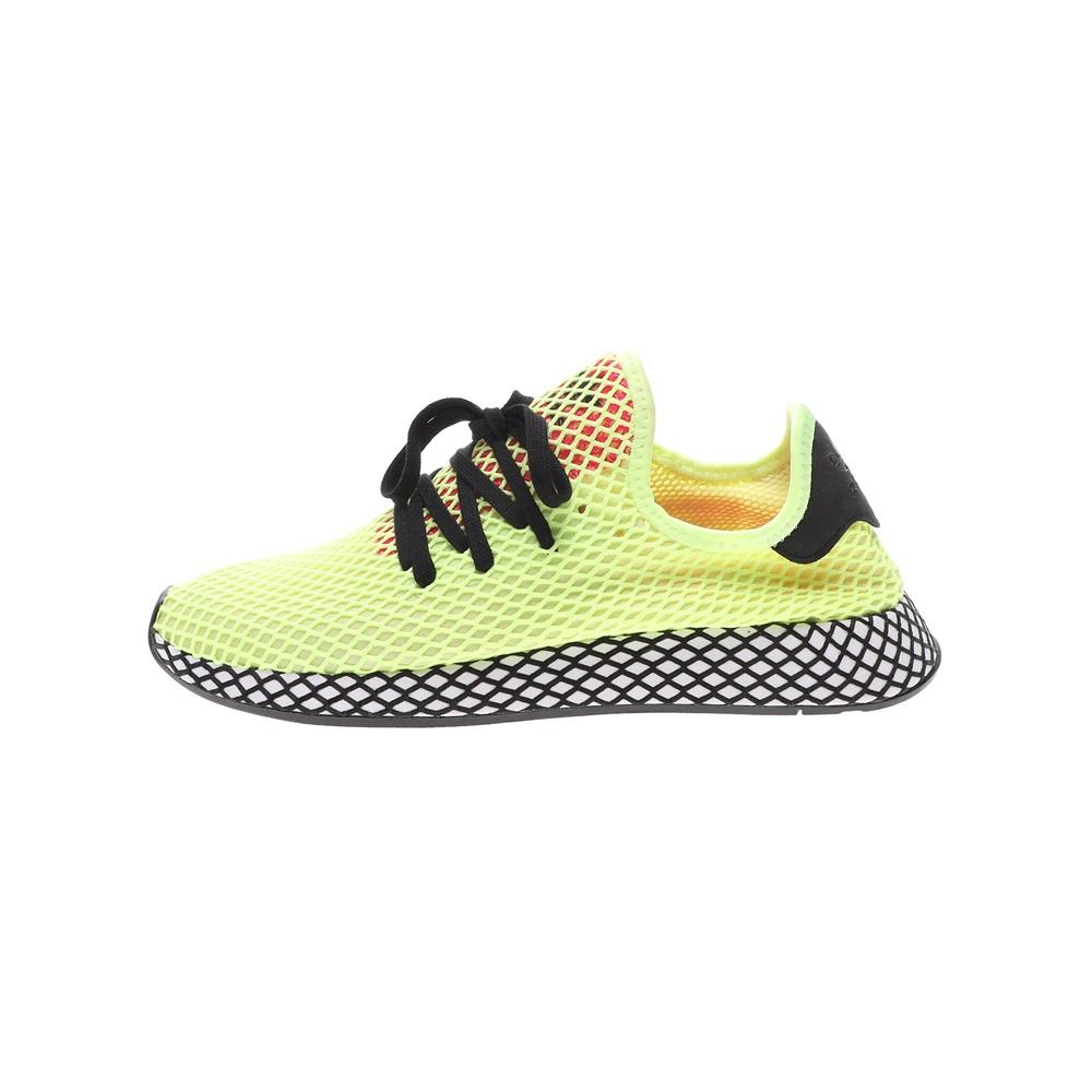adidas Originals – Ανδρικά αθλητικά παπούτσια adidas DEERUPT RUNNER κίτρινο