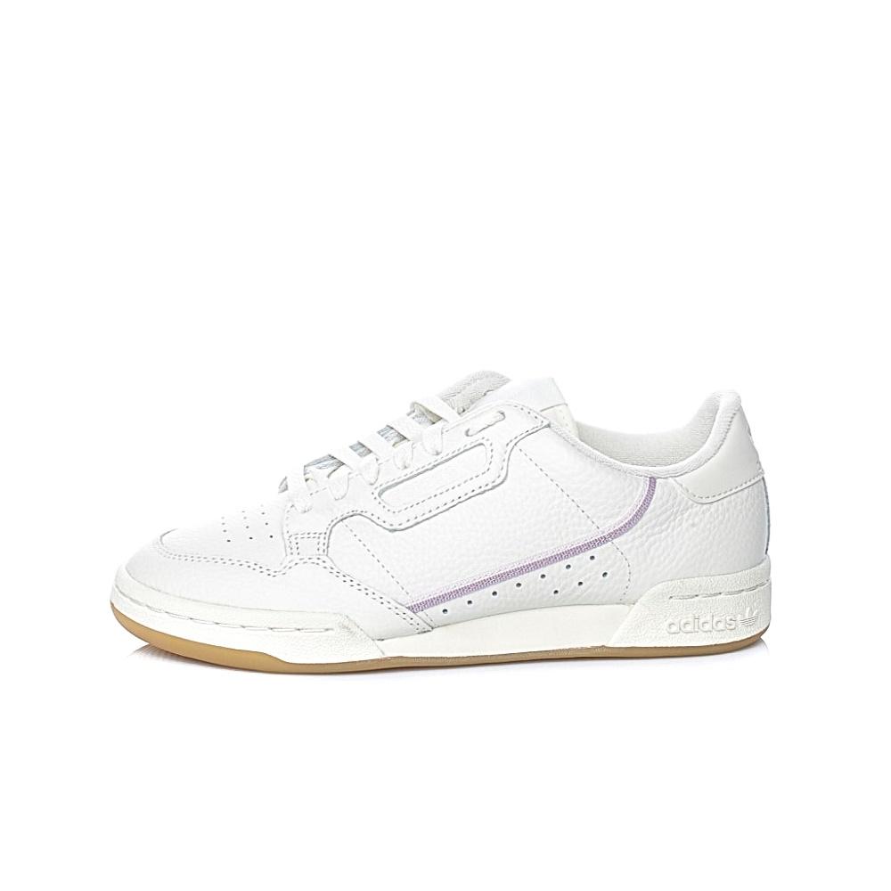 adidas Originals – Γυναικεία sneakers CONTINENTAL 80 λευκά