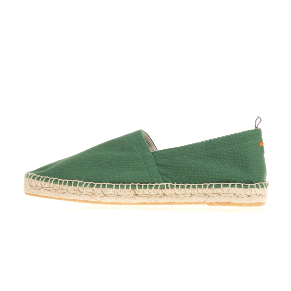 CASTANER - Ανδρικές εσπαντρίγιες CASTANER PABLO πράσινες ανδρικά παπούτσια εσπαντρίγιες