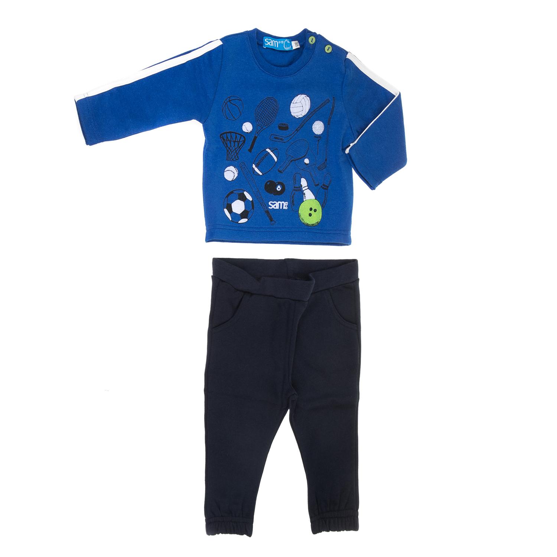 -57% SAM 0-13 – Βρεφικό σετ με μπλούζα και παντελόνι φόρμας SAM 0-13 affb1135939