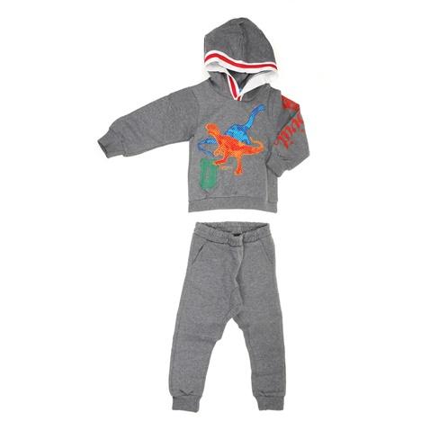 1e9ac5a5472 Παιδικό σετ φόρμας για μικρά αγόρια SAM 0-13 γκρι (1728352.0-8800) |  Factory Outlet