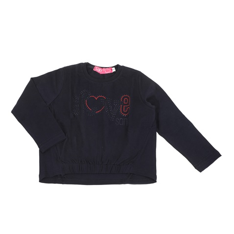 0ebac1b31ffb Παιδική μακρυμάνικη μπλούζα για μικρά κορίτσια SAM 0-13 μπλε  (1728360.0-1400) | Factory Outlet