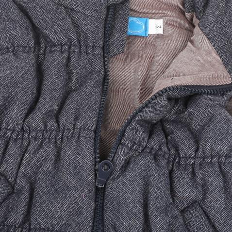 e707861c0f8 Παιδικό αμάνικο μπουφάν για μικρά αγόρια SAM 0-13 μπλε (1728361.0 ...