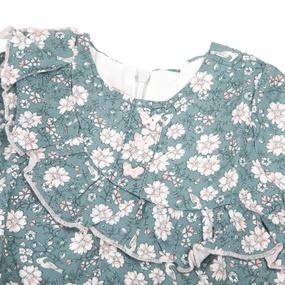 SAM 0-13. Βρεφικό μακρυμάνικο φόρεμα ... 4951b2f72f2