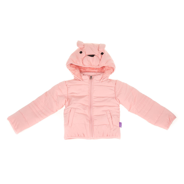 Factoryoutlet SAM 0-13 - Παιδικό μπουφάν για μικρά κορίτσια SAM 0-13 ροζ 8b5aa9f7929