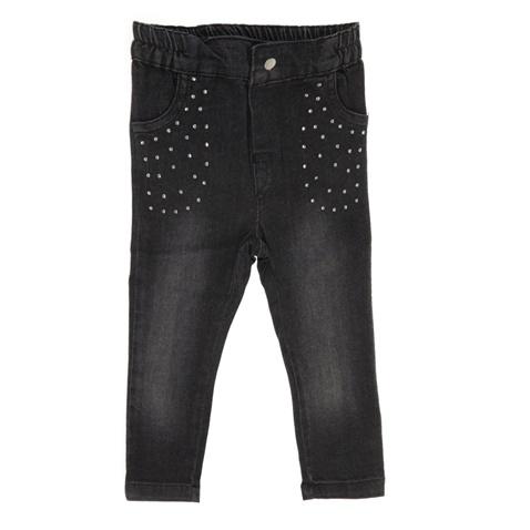 Βρεφικό τζιν παντελόνι SAM 0-13 μαύρο (1728426.0-71j4)  e017613aa23