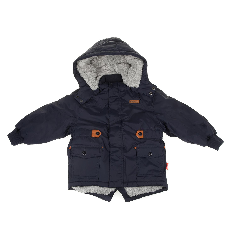 SAM 0-13 - Αγορίστικο μπουφάν για μικρά παιδιά SAM 0-13 μπλε παιδικά boys ρούχα πανωφόρια