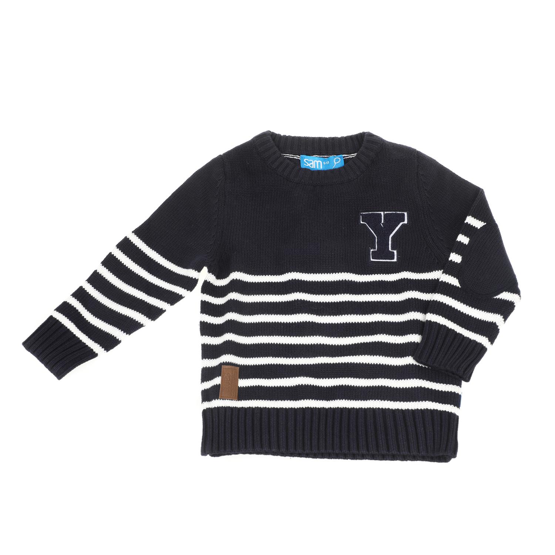 518af53b9b7 -20% SAM 0-13 – Παιδικό πουλόβερ για μικρά αγόρια SAM 0-13 ριγέ