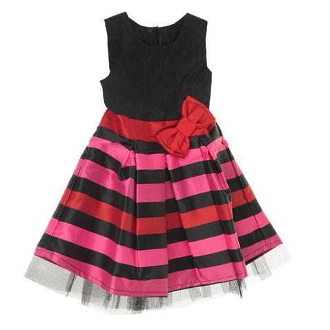 eb2f7670c0b Παιδικό αμάνικο φόρεμα για μικρά κορίτσια PRINCESS SAM 0-13 ριγέ  (1728460.0-7141) | Factory Outlet