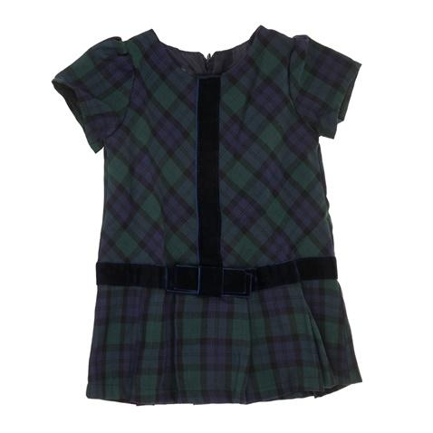 Βρεφικό καρό φόρεμα με πιέτες SAM 0-13 πράσινο (1728461.0-l002 ... fae28586943