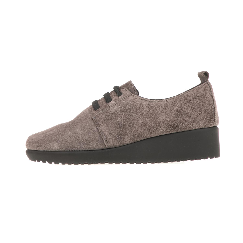 e6aabd0804b AEROSOLES – Γυναικεία δετά παπούτσια AEROSOLES γκρι. Factory Outlet