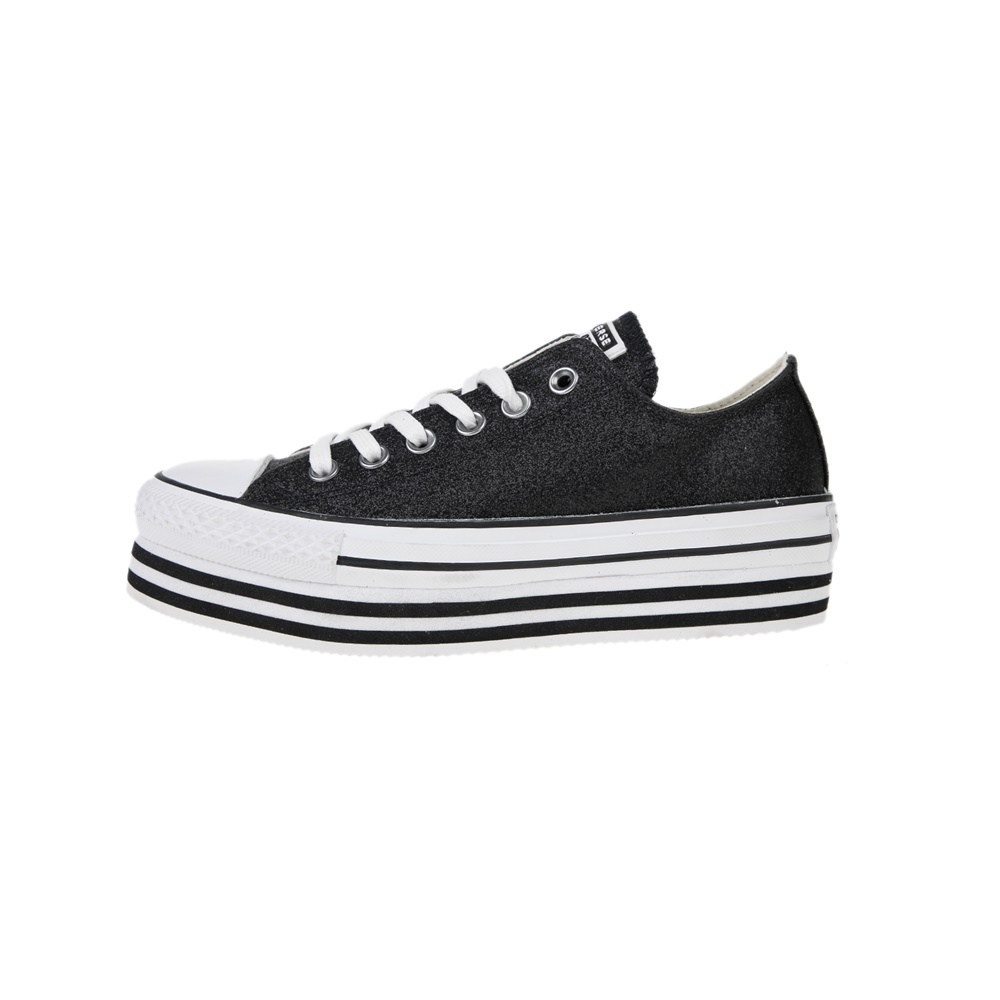 CONVERSE – Γυναικεία sneakers Chuck Taylor All Star Platform μαύρα