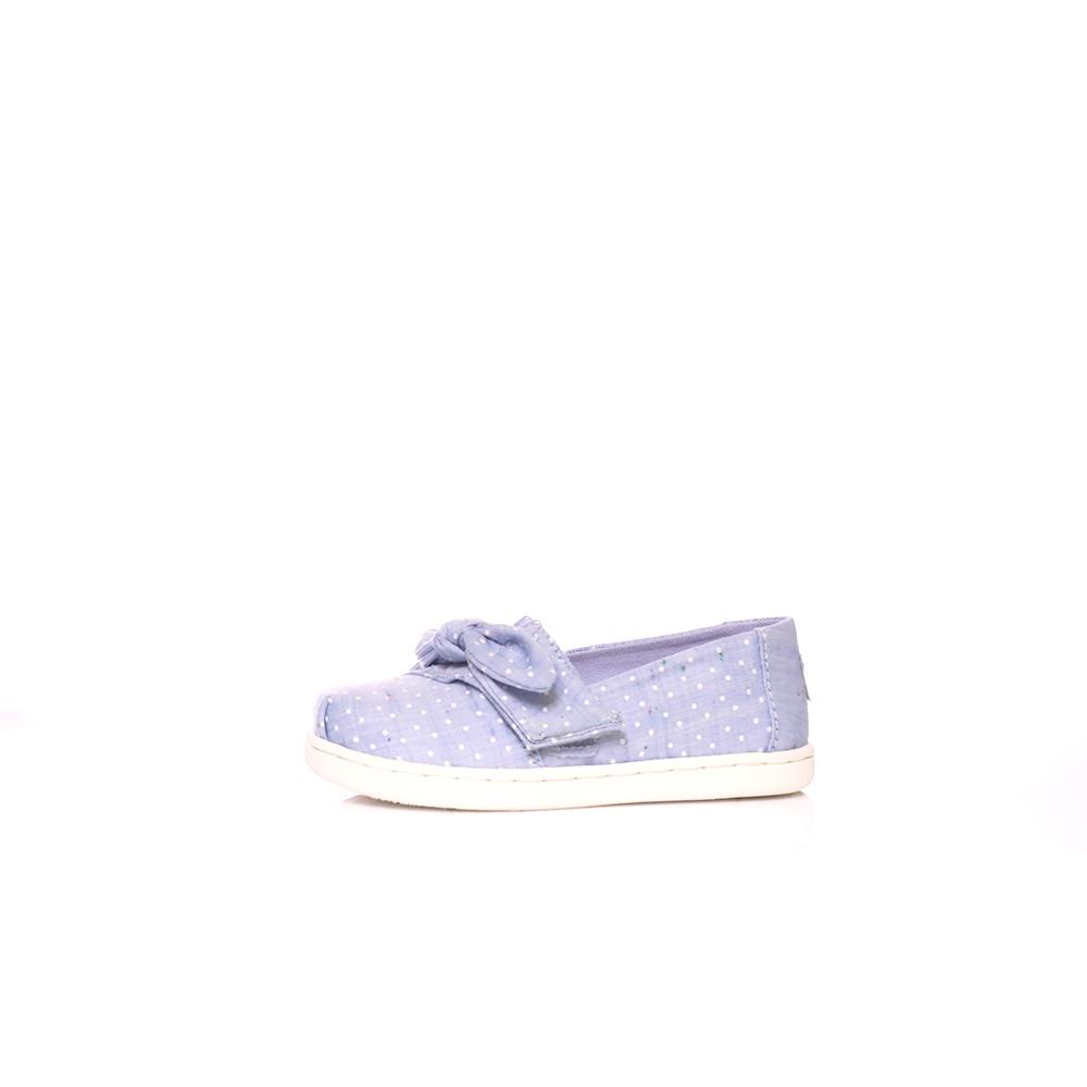 TOMS – Παιδικά παπούτσια Toms BOW TN ALPR μπλε