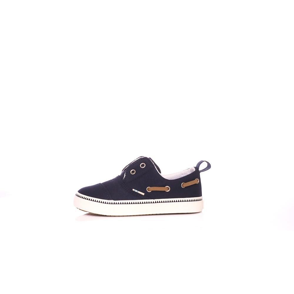 TOMS – Παιδικά παπούτσια Toms SLIPON μπλε
