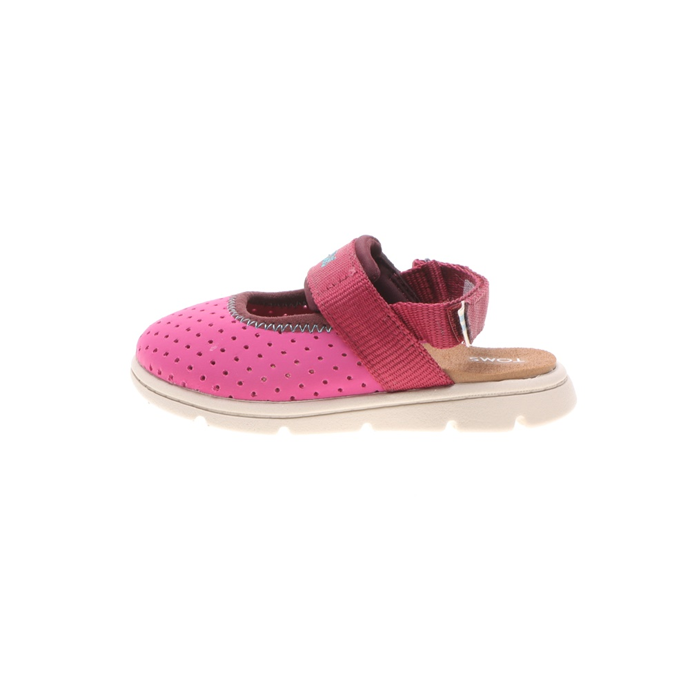 TOMS – Παιδικά mules TOMS NYLON PERF TN CAITY SAND ροζ