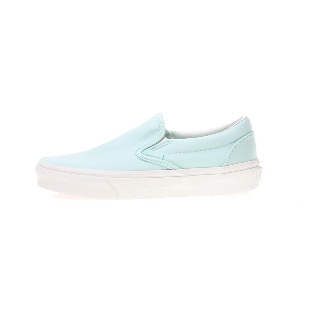 VANS – Unisex slip-on sneakers VANS UA CLASSIC γαλάζια