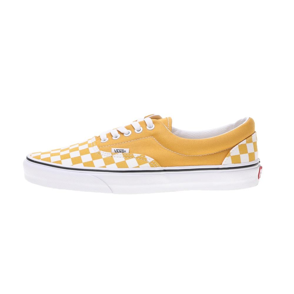 VANS – Unisex sneakers VANS UA ERA κίτρινα λευκά