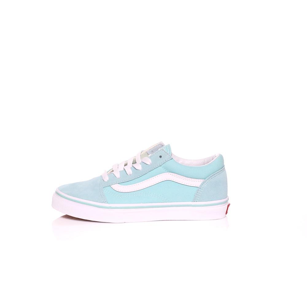 VANS – Παιδικά sneakers VANS OLD SKOOL γαλάζια