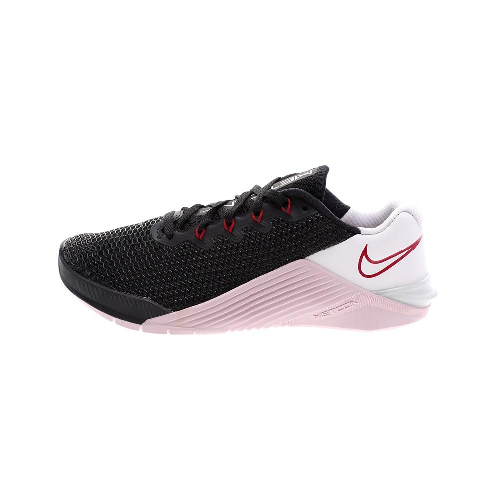 NIKE – Γυναικεία παπούτσια training NIKE METCON 5 μαύρα ροζ