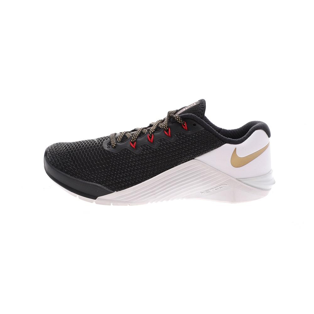 NIKE – Γυναικεια παπούτσια training NIKE METCON 5 μαύρα λευκά