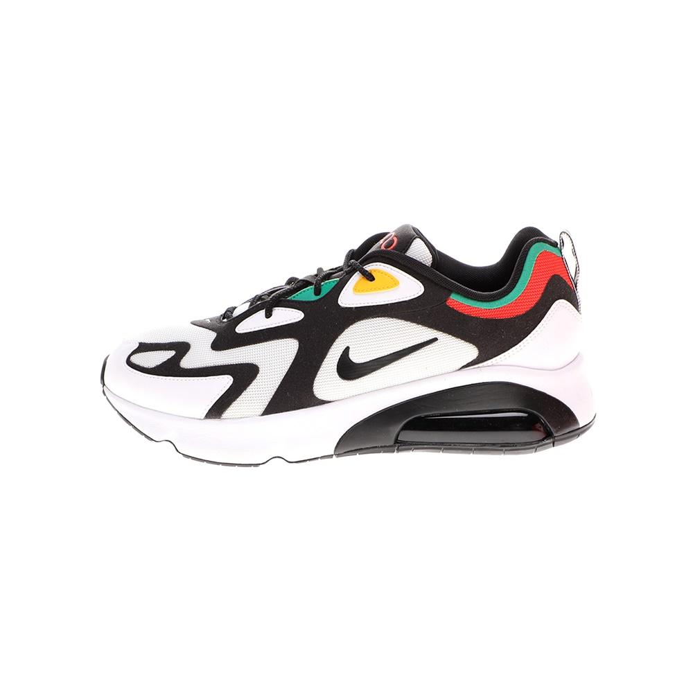 NIKE – Ανδρικά παπούτσια running ΝΙΚΕ AIR MAX 200 λευκά μαύρα