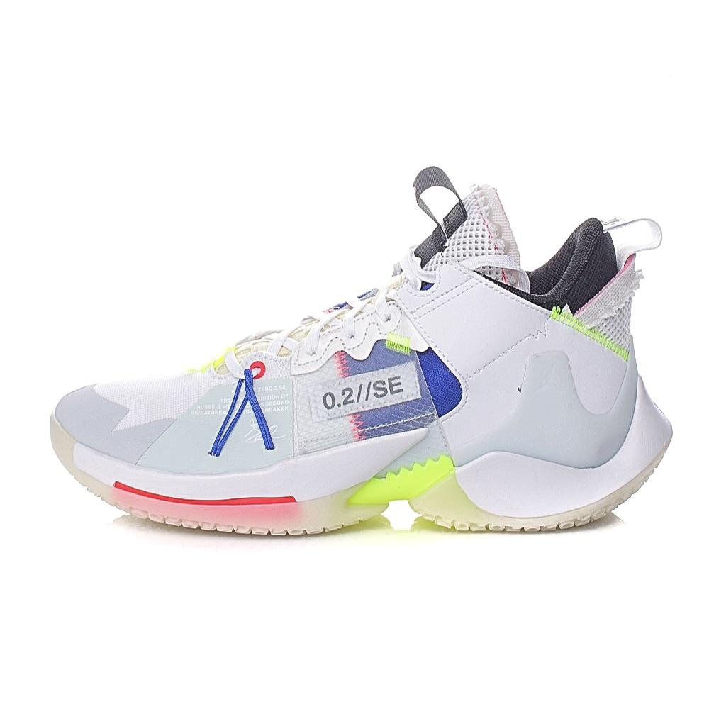 NIKE – Ανδρικά παπούτσια Nike Jordan Why Not Zer0.2 άσπρα